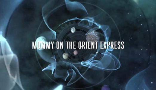 Doctor Who: Doctor Who Extra: Mummy On The Orient Express