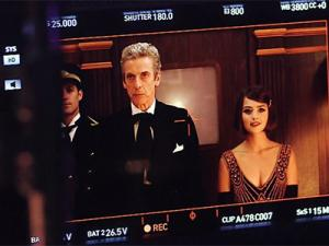 Doctor Who Extra: Mummy On The Orient Express