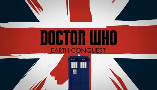 Doctor Who: Doctor Who: Earth Conquest