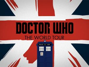Doctor Who: Earth Conquest: The World Tour