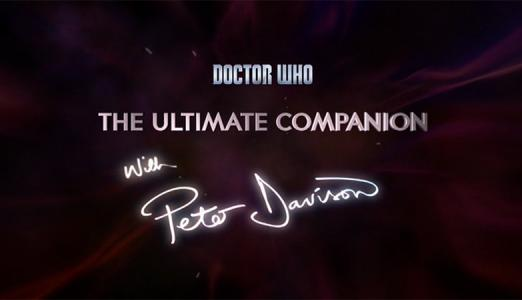 Doctor Who: Doctor Who: The Ultimate Companion