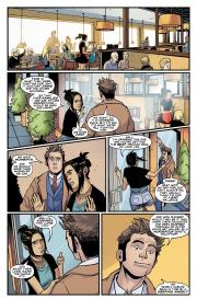 Doctor Who: Tenth Doctor #10 (Credit: Titan)