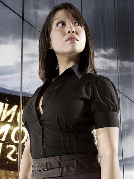 Naoko Mori - Image Credit: BBC