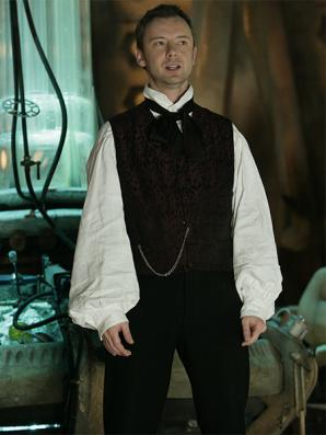 John Simm as The Master in Utopia (Credit: BBC)