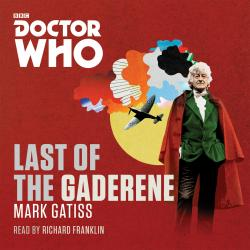Last of the Gaderene (audio book) (Credit: BBC Audio)