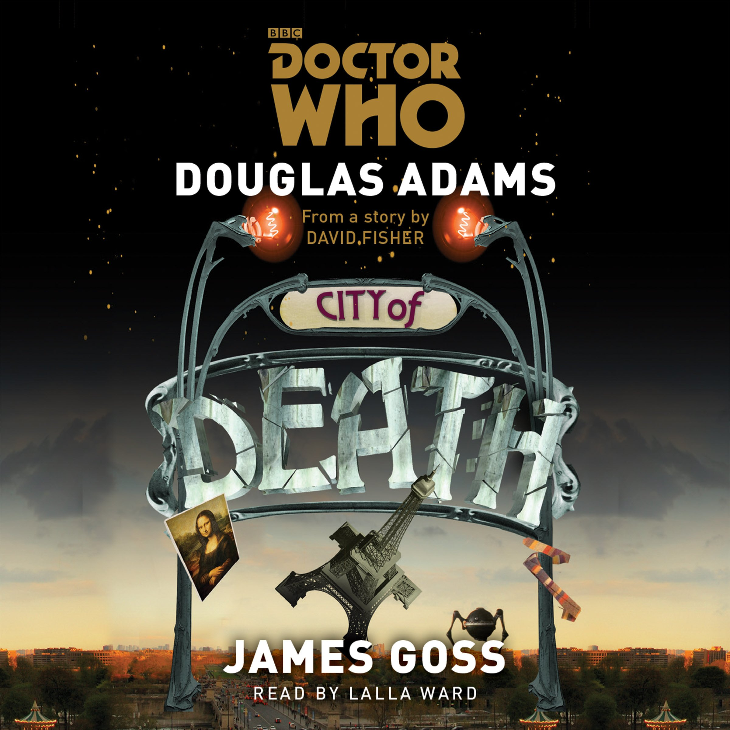 City of Death (audio book) (Credit: BBC Audio)