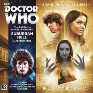 Suburban Hell (Credit: Big Finish)