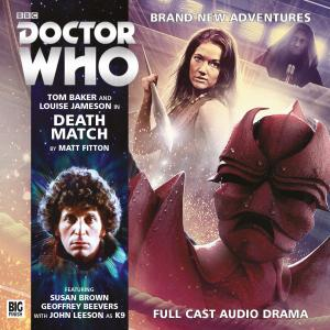 Death Match (Credit: Big Finish)