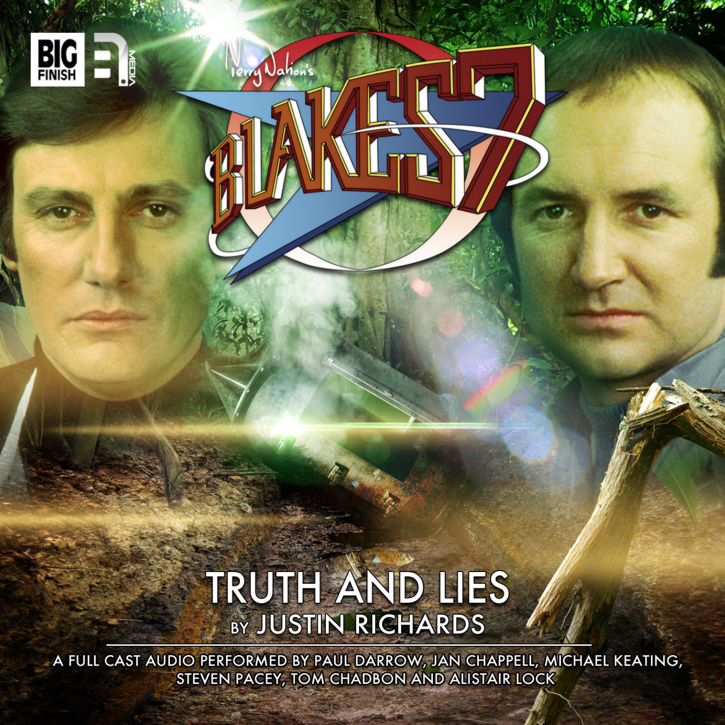 Blake's 7 - Truth and Lies (Credit: Big Finish)