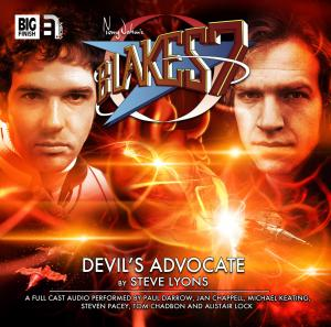 Blake's 7 - Devil's Advocate (Credit: Big Finish)