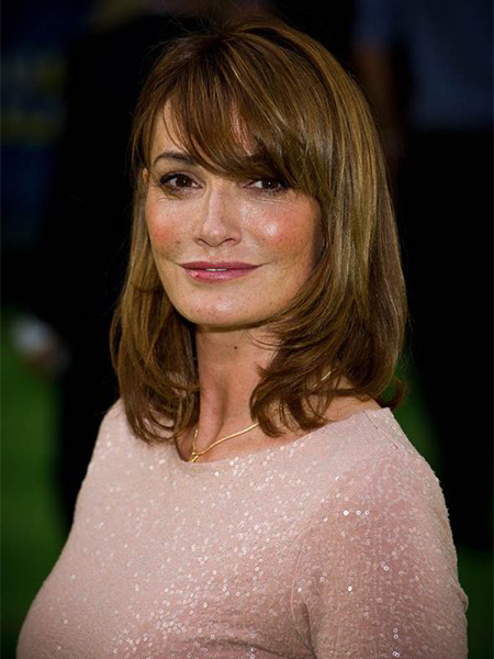 Sarah Parish - Image Credit: Getty Images