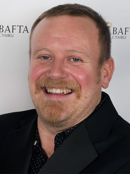 Richard Stoddard - Image Credit: BAFTA