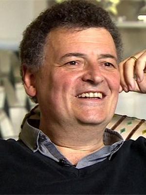 Steven Moffat. Image: BBC
