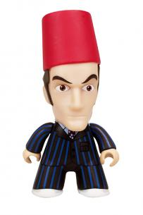 "Doctor Who Titans: 3"" Tenth Doctor Fez (Credit: Titan Comics)"