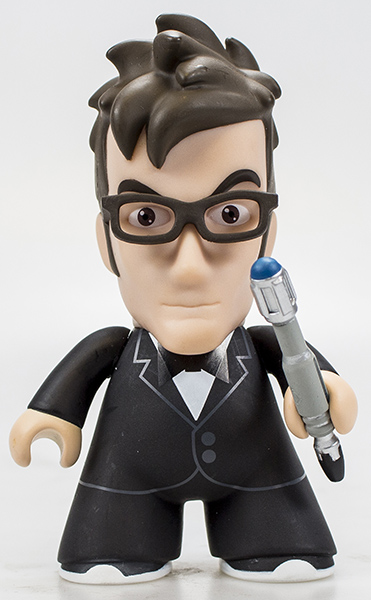 "Doctor Who Titans: 4.5"" Tenth Doctor (Credit: Titan Comics)"