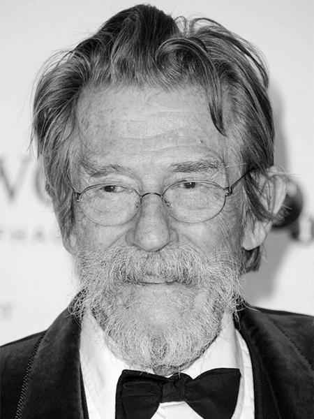 John Hurt (1940-2017) - Image Credit: Joe / WENN