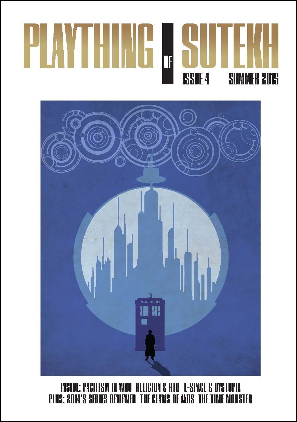 Plaything of Sutekh Issue 4