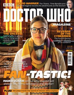 Doctor Who Magazine 488 (Credit: Doctor Who Magazine)