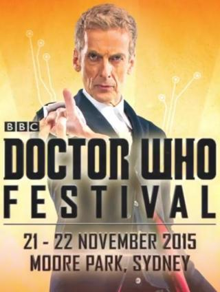 Doctor Who Festival - Australia, 21-22 November 2015 (Credit: BBC Worldwide)