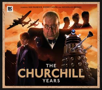 Doctor Who: The Churchill Years (Volume One)