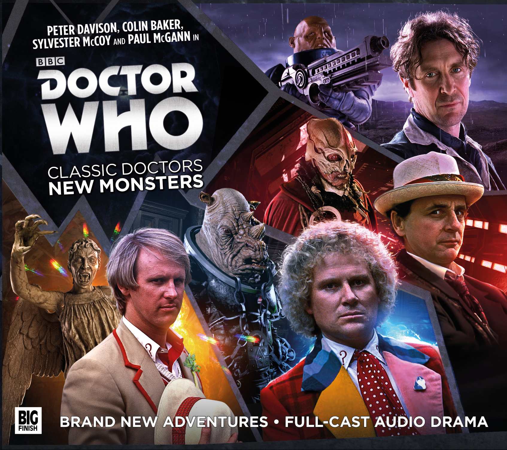 New Monsters (Credit: Big FInish)