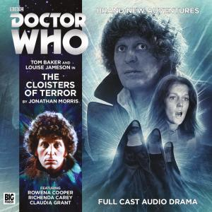 The Cloisters of Terror (Credit: Big Finish)