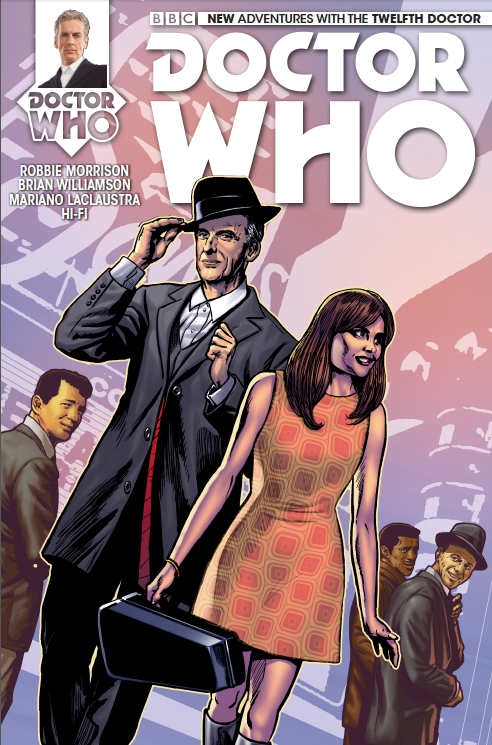 : The Twelfth Doctor #9 (Credit: Titan)