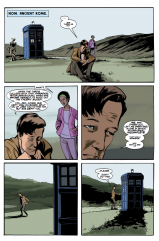 The Eleventh Doctor #14 (Credit: Titan)
