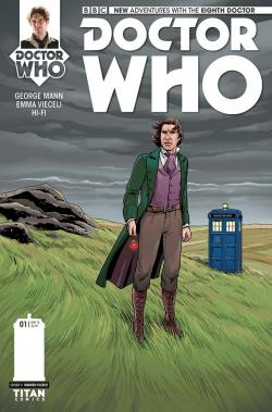 Eighth Doctor Mini-Series #1 (Credit: Titan/Warren Pleece)