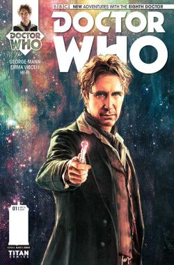 Eighth Doctor Mini-Series #1 (Credit: Titan/Alice X Zhang)