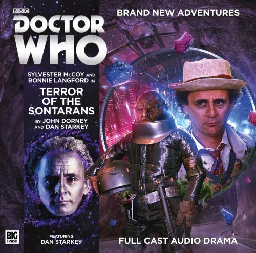 Terror of the Sontarans (Credit: Big Finish)