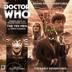 The Yes Men (Credit: Big Finish)