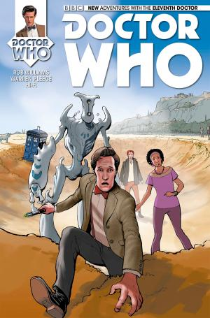 Eleventh Doctor #12! (Credit: Titan)