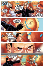 Doctor Who: Ninth Doctor #3 (Credit: Titan)