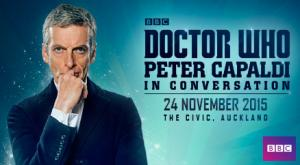 Peter Capaldi in Conversation (Credit: The Civic, Auckland)