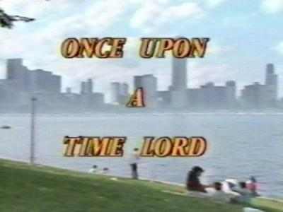 Doctor Who: Once Upon a Time Lord