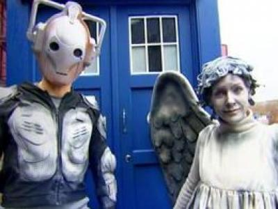 Doctor Who: Marrying Mum and Dad: Dr Who