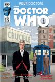 Doctor Who: Four Doctors #1 Sheffield Film & Comic Con/Jester Comics (Credit: titan / Warren Pleece)