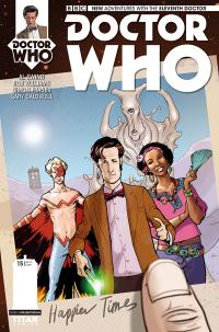 DOCTOR WHO: ELEVENTH DOCTOR  #15  (Credit: Titan)
