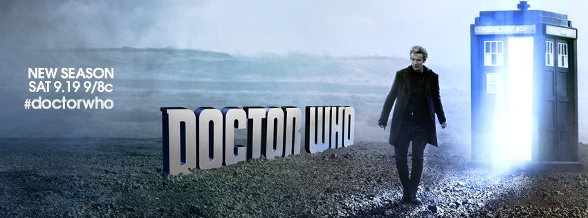Doctor Who returns on 19th September at 9/8c (Credit: BBC America)