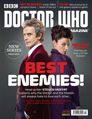 Doctor Who Magazine 490 (Credit: DWM)