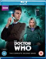 Doctor Who - The Complete Second Series (Credit: BBC Worldwide / 2entertain)