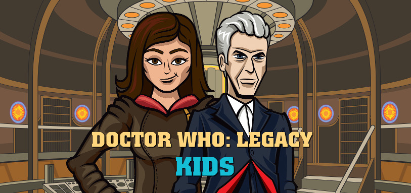 Doctor Who: Legacy - Kids (Credit: Tiny Rebel Games)