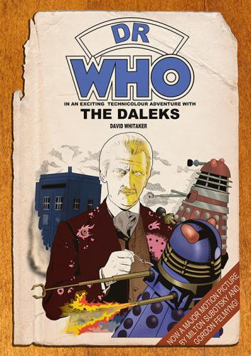 Dr Who and the Daleks (Credit: Deborah Taylor)