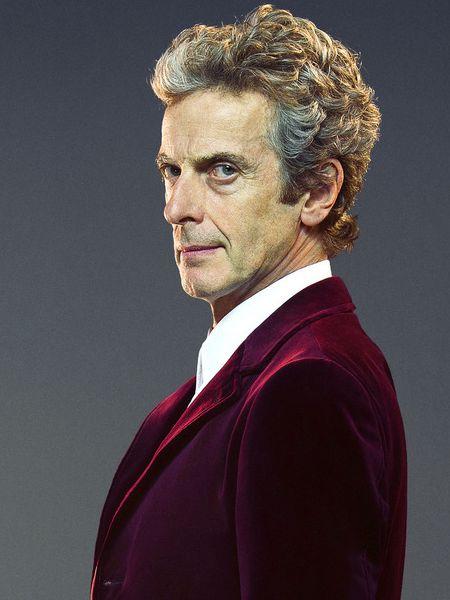 Peter Capaldi - Image Credit: BBC / David Venni