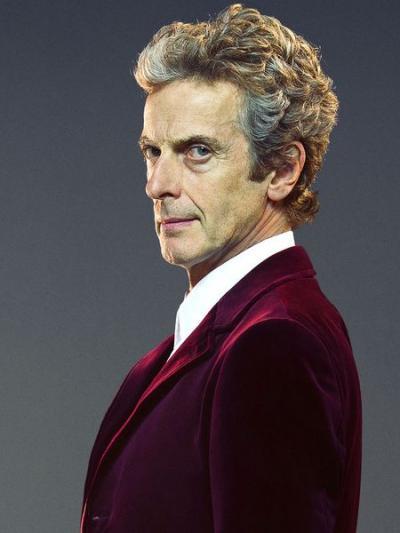 Peter Capaldi (Credit: BBC)