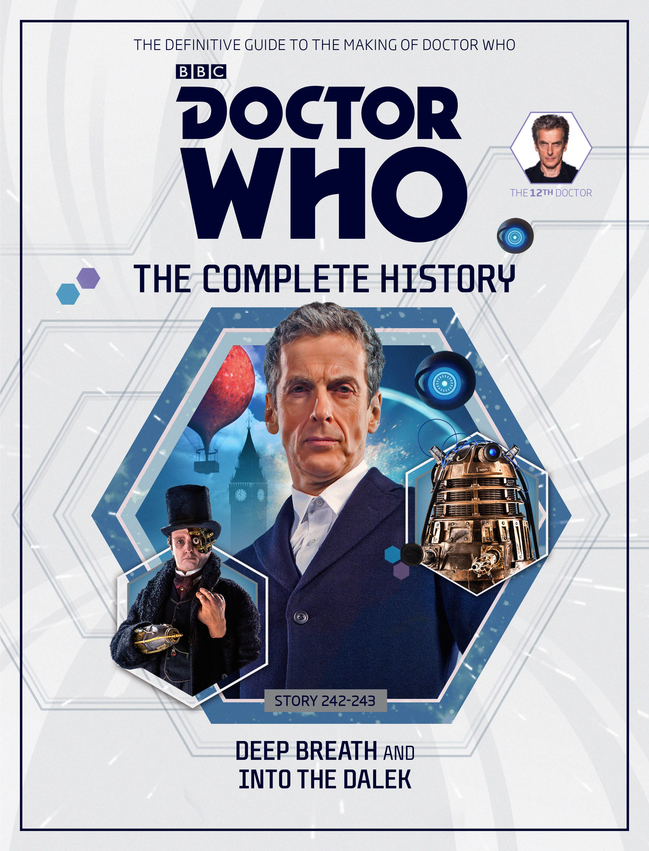 Doctor Who: The Complete History - Issue 3 (Credit: Hachette/BBC/Panini)