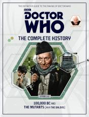 Doctor Who: The Complete History - Issue 4 (Credit: Hachette/BBC/Panini)