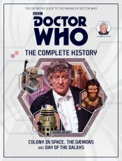 Doctor Who: The Complete History - Issue 2 (Credit: Hachette/BBC/Panini)