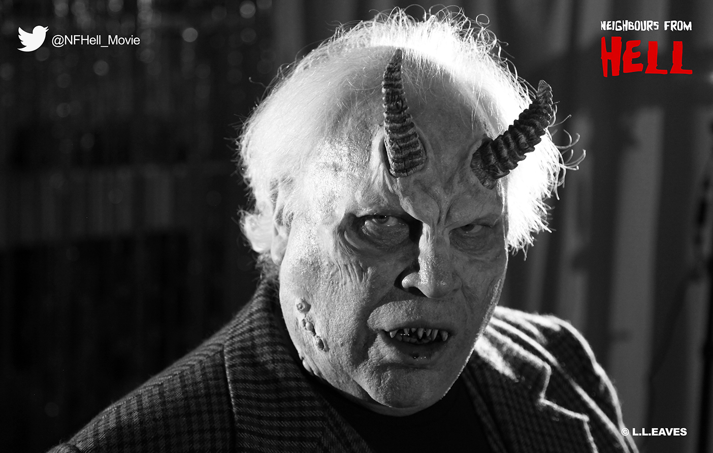 Colin Baker as Demon (Credit: Amber Pictures)